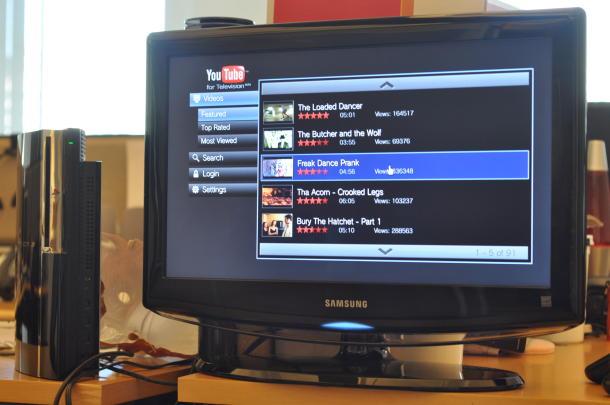 Ютуб на TV